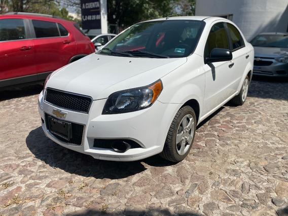 Chevrolet Aveo Lt 2016