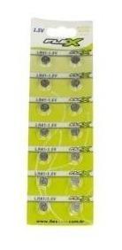 Bateria Lr 41 Botão Cartela C 14 Flex
