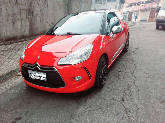 Citroën Ds3 2013 1.6 Thp Sport Chic 3p