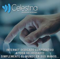 Internet Dedicado Corporativo Y Comercial