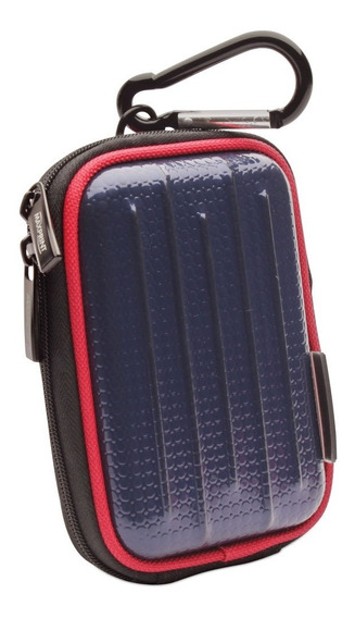 2x Case Bolsa Máquina Fotográfica Digital Samsung Sony