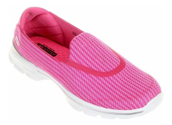 Sapatilha Skechers Go Walk 3 Feminino 13980-hpk
