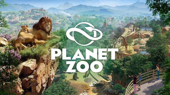 Planet Zoo Deluxe Edition Steam Offline Envio Imediato!!!