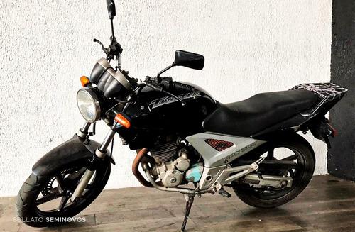 Honda Cbx250 Twister Seminova