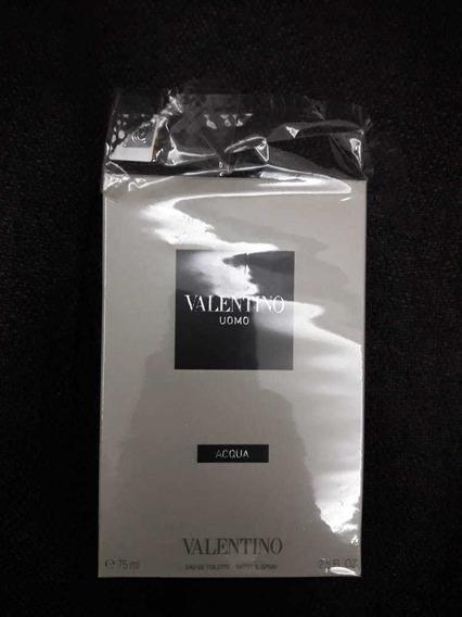 Perfume Valentino Uomo Acqua 75ml Edt