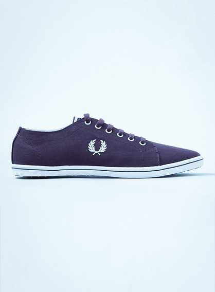 Sapatenis Fred Perry Burgundy
