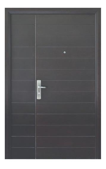Puerta De Seguridad Xe Contempo 120-213 C/fijo Aper Der A+m