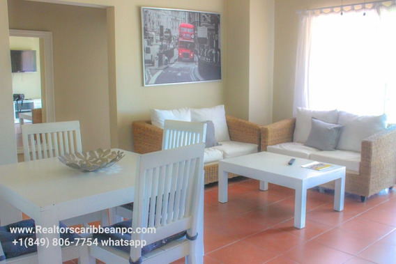 Cocotal Second Floor Apartment Fully Furnished 2 Bedrooms / 2 Bathrooms