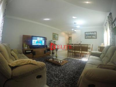 Sobrado Com 3 Dormitórios À Venda, 127 M² Por R$ 425.000 - Jardim Das Indústrias - São José Dos Campos/sp - So0538