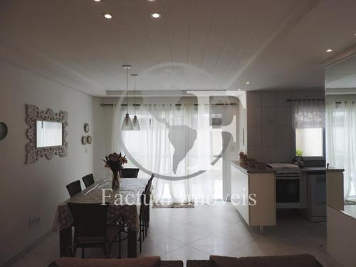 Casa Com 4 Dormitórios À Venda, 147 M² Por R$ 850.000,00 - Enseada - Guarujá/sp - Ca3048