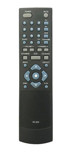 Controle Remoto Tv Cce Rc-503 Tl 600 Tl 660 L 470