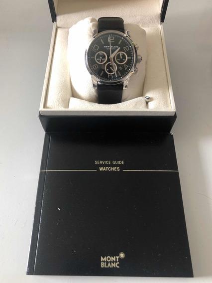 Relógio Mont Blanc Timewalker Chrono