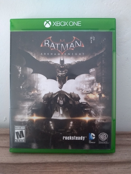 Batman Arkham Knight Mídia Física Xbox One