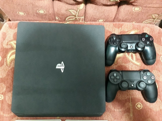 Playstation 4 Slim 500gb + Varios Extras