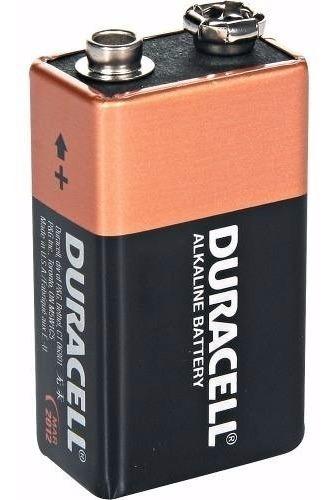 Bateria Alcalina Duralock Mni604bi 9v - Duracell - Lacrada