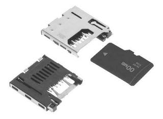 Zocalo Memoria Microsd - (part# 517-2908-05wb-mg)
