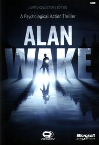 Alan Wake Collector Edition Pc - 100% Original (steam Key)