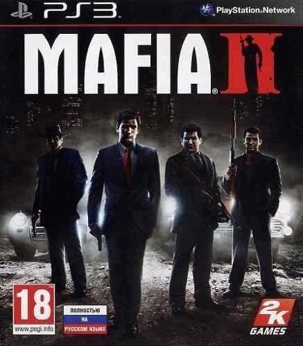 Mafia 2 - Ps3 Mídia Física