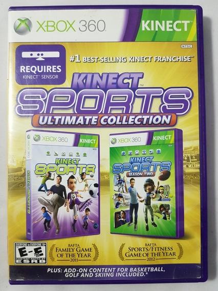 Kinect Sports Ultimate Collection Em Português Xbox 360