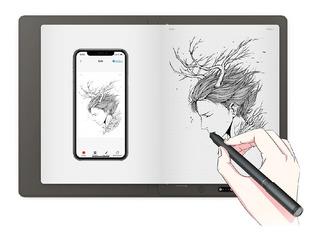 Tabla Digitalizadora Xp-pen Note Plus Con Lápiz Óptico Pce