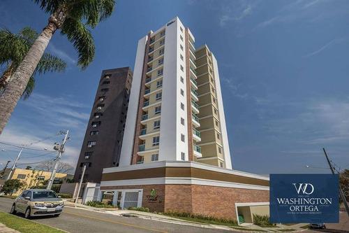 Imagem 1 de 18 de Apartamento Com 3 Dormitórios À Venda, 79 M² Por R$ 435.000,00 - Três Marias - São José Dos Pinhais/pr - Ap0352