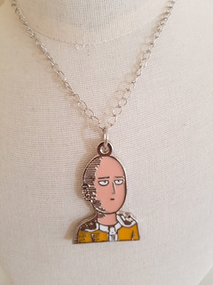 Collar One Punch Man (anime)