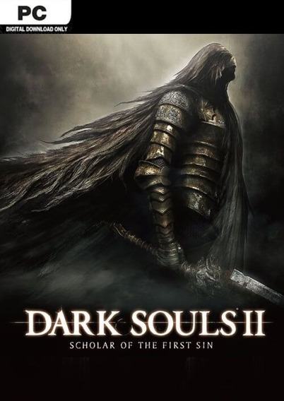 Dark Souls 2 Scholar Of The First Sin - Pc / Steam Key