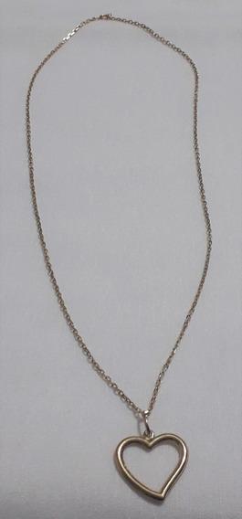 Corrente Colar 50 Cm Ouro 18 K Cartier Cadeado