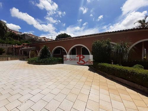 Chácara Com 3 Dormitórios À Venda, 4000 M² Por R$ 1.500.000 - Jardim Da Luz - Itatiba/sp - Ch0297