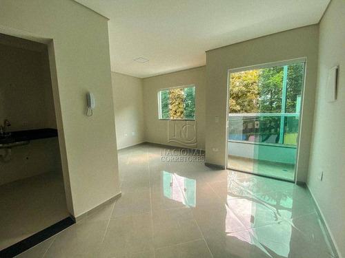 Imagem 1 de 30 de Sobrado Com 2 Dormitórios À Venda, 124 M² Por R$ 485.000,00 - Parque Erasmo Assunção - Santo André/sp - So2960