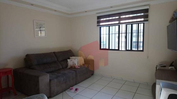 Apartamento Com 2 Dormitórios À Venda, 60 M² Por R$ 190.000 - Proximo Ao Centro De Americana - Nova Americana - Americana/sp - Ap0057