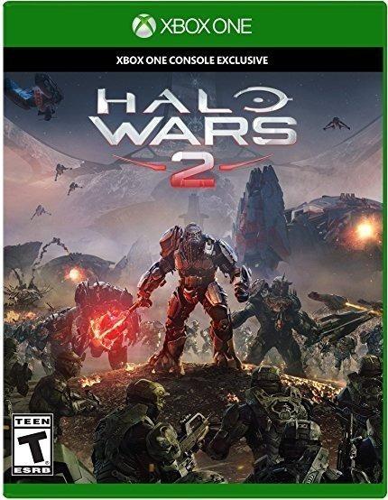Halo Wars 2 - Xbox One - Mídia Física Novo Lacrado