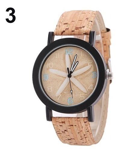 Relógio Feminino C/estampa Lançamento Promoção Veja O Vídeo