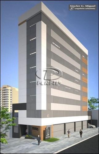 Imagem 1 de 4 de Salas Comerciais Em Construção - Vila Zelina - Metro - Pc641