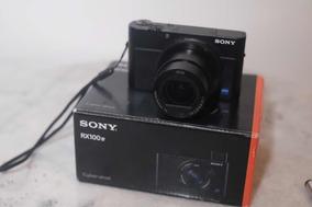 Câmera Sony Rx100 Iv