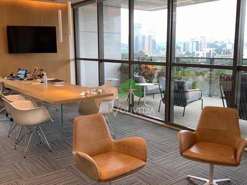Imagem 1 de 29 de Andar Corporativo À Venda, 500 M² Por R$ 10.600.000,00 - Cidade Monções - São Paulo/sp - Ac0026