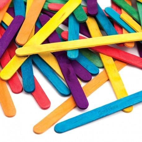 Palitos De Helado X 50 Color