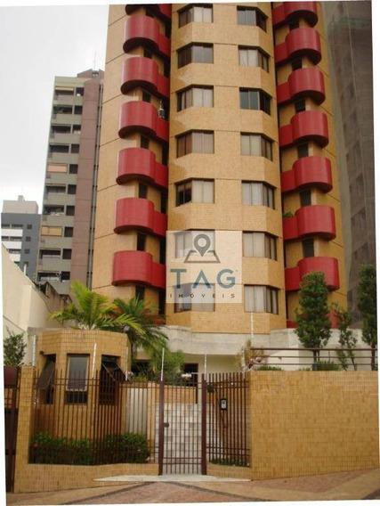 Apartamento Com 1 Dormitório À Venda, 44 M² Por R$ 300.000 - Cambuí - Campinas/sp - Ap0314