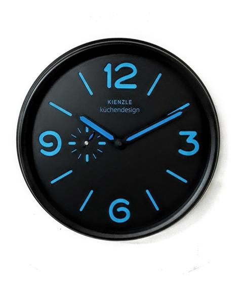 Relógio De Parede Kienzle Küchendesign Aro Em Metal