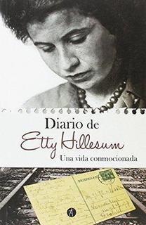 Una Vida Conmocionada, Etty Hillesum, Anthropos