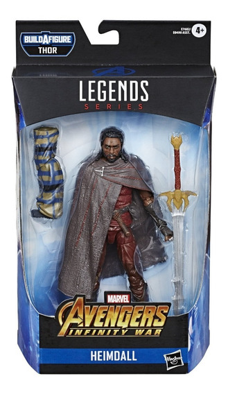 Heimdall, Marvel Legends, Avengers: Endgame, Baf Thor