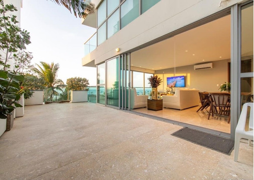 Imagen 1 de 14 de Venta Apartamento 3 Alcobas En Edificio Mistral En Cielo Mar Cartagena