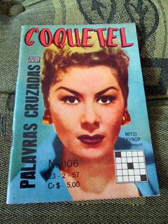 Coquetel 1957 Mitzi Gaynor Marilyn Monroe Debbie Debra Page