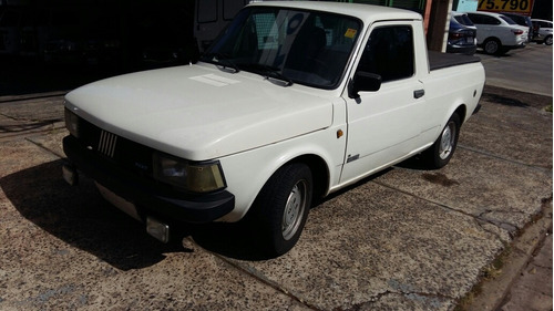 Fiat 147 Pick Up 1985 1.3 Alcool Conservada
