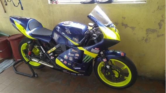 Honda Cb 500f De Pista
