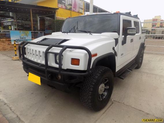 Hummer H2 6.0 V8 At