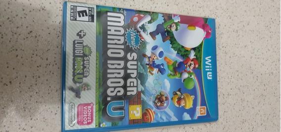New Super Mario Bros.u + New Super Luigi.u - Wii U