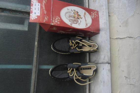 Vendo Zapatillas Nauticas( Leer Bien)