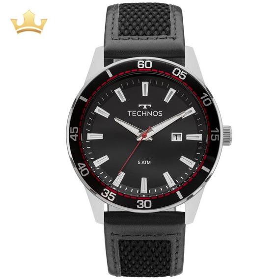 Relógio Technos Masculino 2115mmz/0p Com Nf