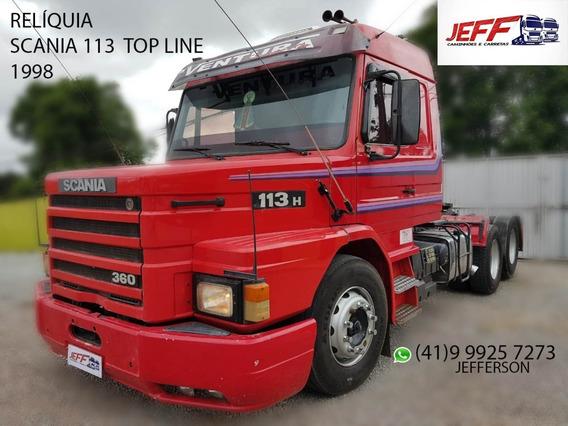 Scania 113 Top Line 1998